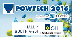 OLI at POWTECH 2016